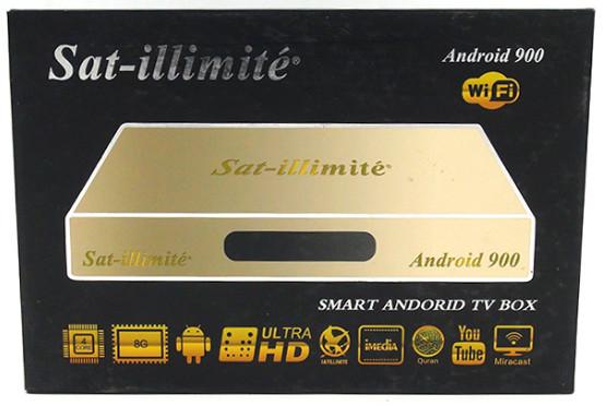 Sat-illimité Android 900 HD